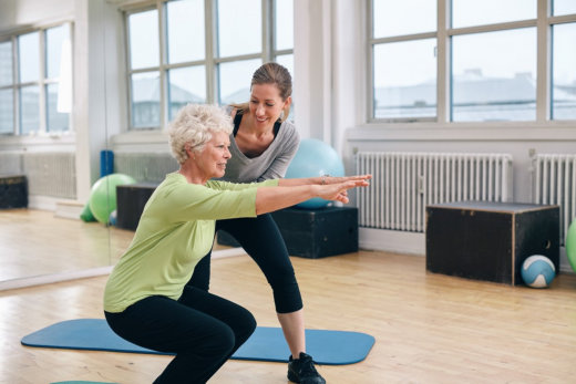 How to Help Older Adults Cope with Stress